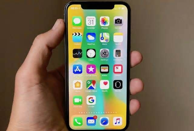 Apple iPhone X In-Depth Review: Is This Really The Future Of Smartphones? Before you turn the phone on, the design leaps out at you. It's a different shape – a little wider and taller than the iPhone 8 – but with a shiny, polished stainless steel band around it, unlike any previous iPhone, and with the same stainless steel ...
