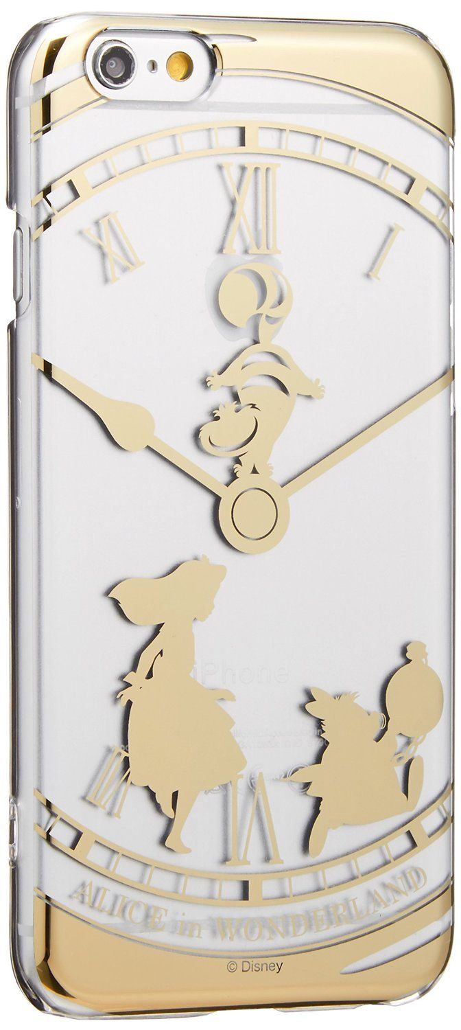 Disney iPhone 6 Clear Case – Alice in Wonderland