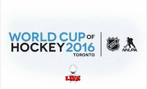 World Cup Of Hockey Championship Final 2016 Live
