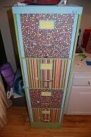 file cabinet redoClassroom Stuff, Classroom Decor, Classroom Makeovers, Schools, Cabinets Makeovers, File Cabinets Redo, Scrapbook Paper, Classroom Ideas, Classroom Organic