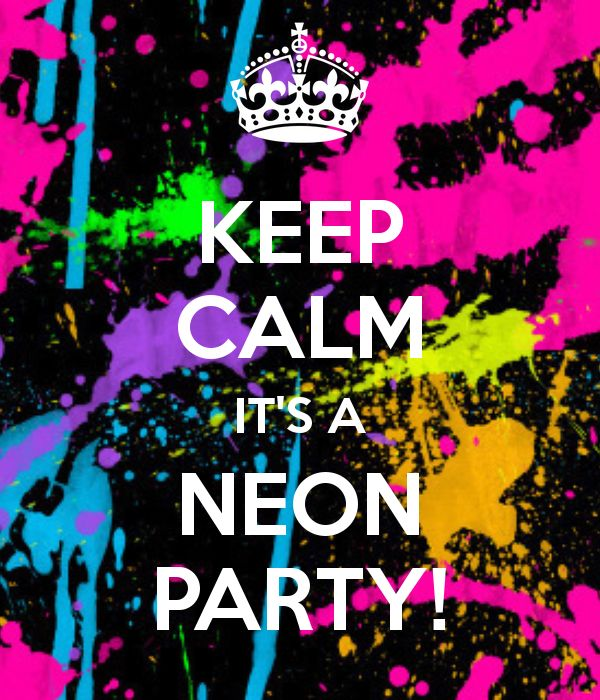 Can't wait to do the #neondash with the wonderful ladies at work!! @Jenny Longacre