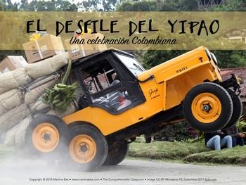 El Desfile del Yipao - a Colombian tradition honoring the Jeep's important role in Colombia's economic development