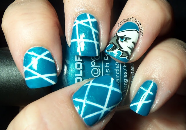 Philadelphia Eagles mani