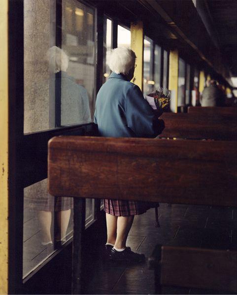 Jamie Hawkesworth : Preston Bus Station Tribute