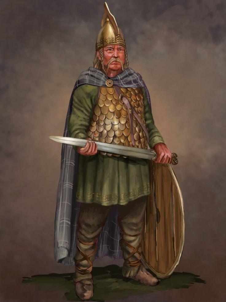 Caledonian Warlord by JLazarusEB on DeviantArt