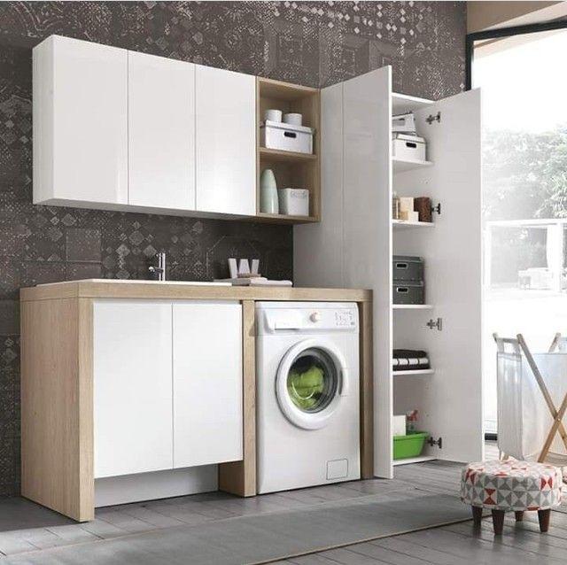 Organiza tu hogar con una lavandería personalizada ...