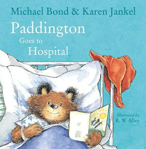 Full of the humorous misunderstandings and adventures that this lovable bear is famous for, this is a great story for the young Paddington fan who is apprehensive, or merely curious, about what goes on inside a hospital.
