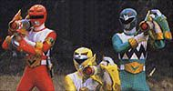 Arsenal (Weapons - Gear) - Power Rangers Lost Galaxy | Power Rangers Central