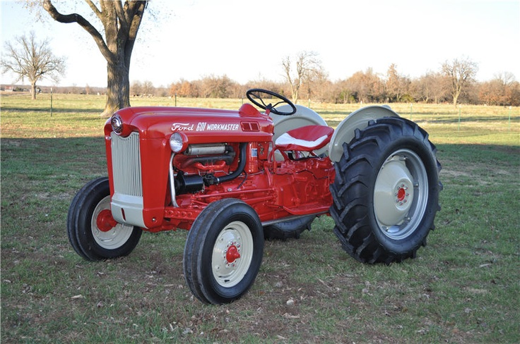 Ford 601 Tractor : Ford workmaster wish list pinterest