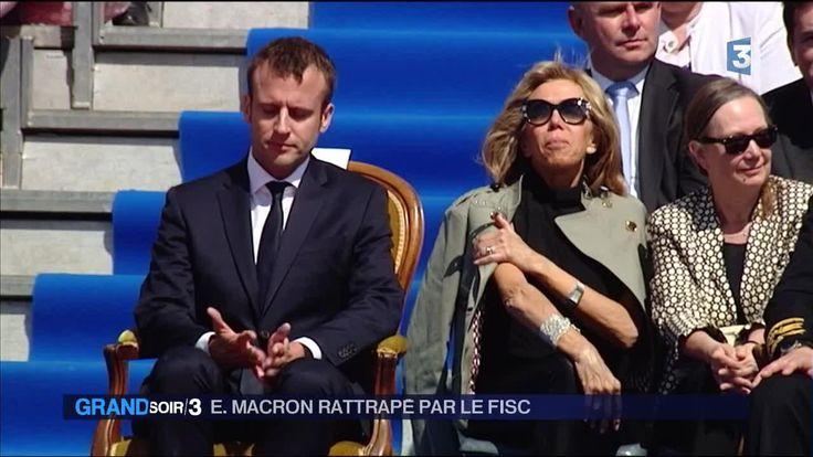 Selon Mediapart et Le Canard enchaîné, Emmanuel Macron, pourfendeur de l'impôt sur la fortune, va devoir s'en acquitter après réévaluation de son patrimoine.