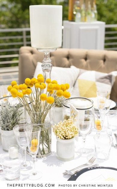 Today we would like introduce you to a new Floral Decor & Design Company, Nineteen Eighty Five. Christine recently met up with Jackie and Isabel, the two dynamic ladies behind Nineteen Eighty Five, in Illovo to shoot this chic rooftop table setting.