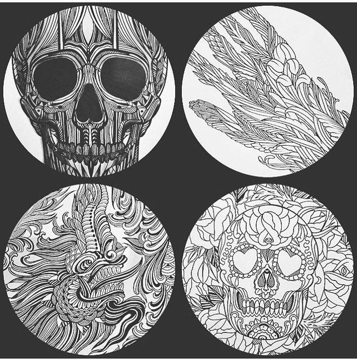 "Gefällt 573 Mal, 1 Kommentare - Miami Ink - Love Hate Tattoos (@miamiinklovehate) auf Instagram: ""@brass305 has been busy. #imagine #create #inspire #art #workinprogress #miamiink #artist #custom…"""