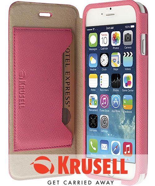 Krusell Malmö Flip Case Apple iPhone 6 Roze