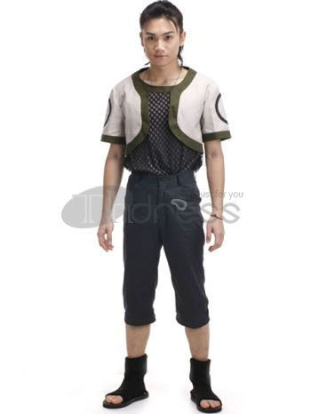 Make you the same as Nara Shikamaru in this Naruto cosplay costume for cosplay show.