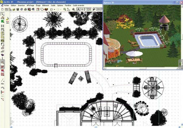 3d Garden Landscaping Logiciel Gratuit De Planification De