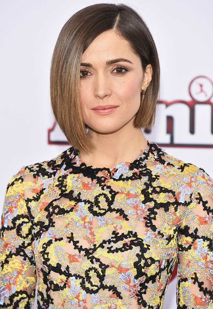 Rose Byrne's Changing Looks - 2014 from InStyle.com