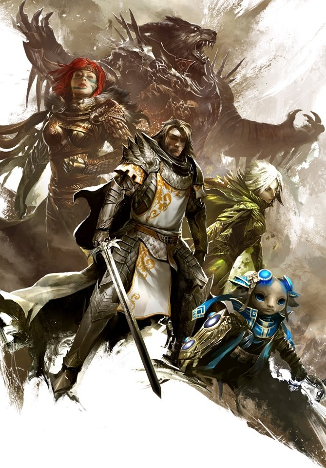 guild wars 2 character guide