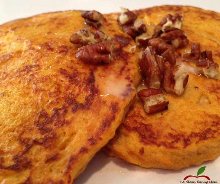 Sweet Potato Pancakes | Breakfast | Pinterest