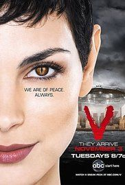 Watch V Online Watch Series. An extraterrestrial race arrives on Earth with seemingly good intentions, only to slowly reveal their true machinations the more ingrained into society they become.