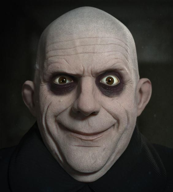 Uncle Fester Magic Light Bulb