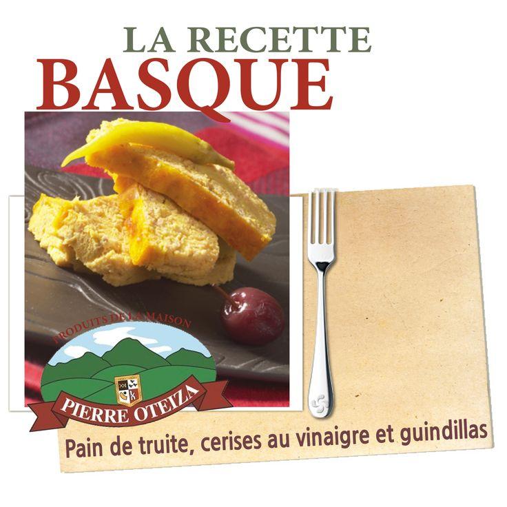 http://www.trinquefougasse.com/blog/article/recette-du-pain-de-truite-de-pierre-oteiza.html  #PierreOteiza #PaysBasque #Recette #food #Boutique #Delicatessen #Yum