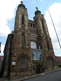 de Bobula! St. John the Baptist Byzantine Catholic Cathedral (Pittsburgh) - Wikipedia, the free encyclopedia