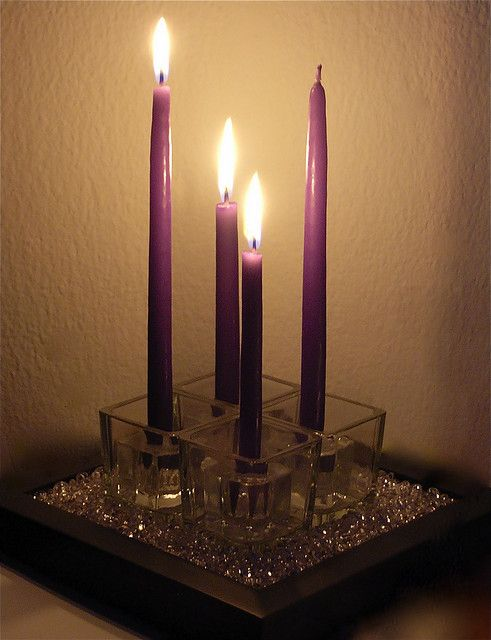 Christmas advent wreath ideas advent wreath ideas - Pinterest advent ...