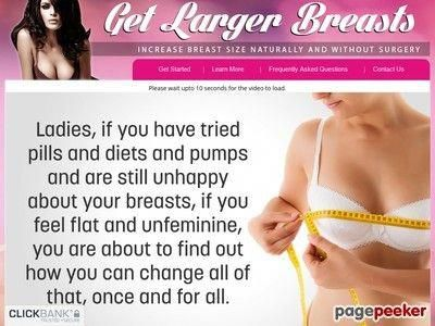 Delightful sold fast breast enlargement official s…