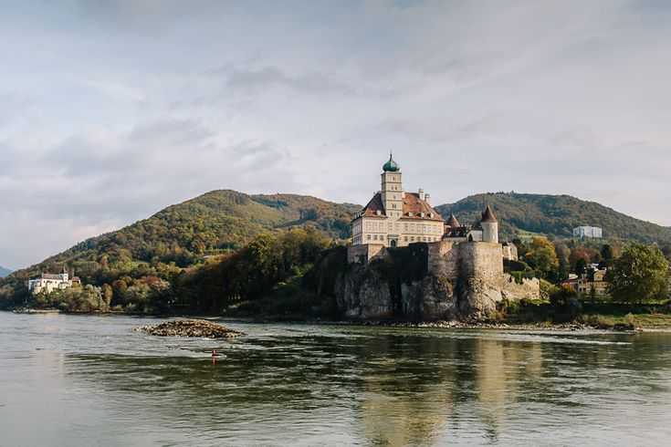 Drifting Along the Danube with Viking