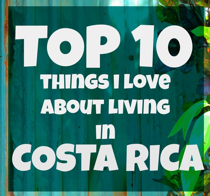 10 Things I Love About Living In Costa Rica--What a fantastic list about the simple things that make Costa Rica an awesome place. Keeping a positive attitude and an open mind like this writer is the key to success as an ELAP participant!