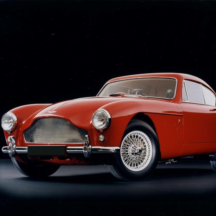 214 Best Images About Aston Martin DB2 On Pinterest