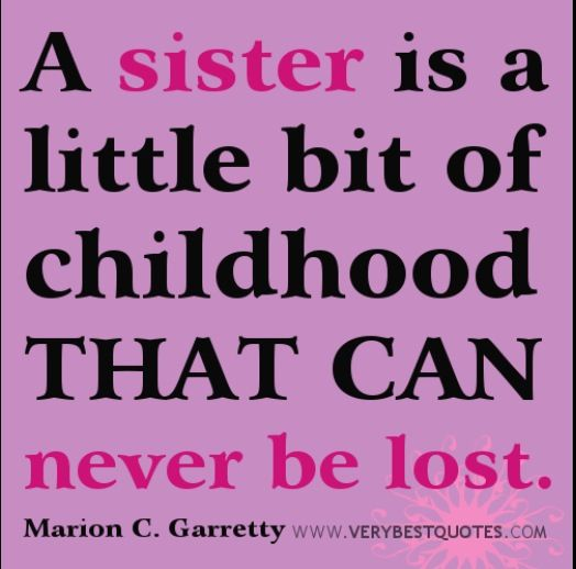 Sister                                                                                                                                                                                 More