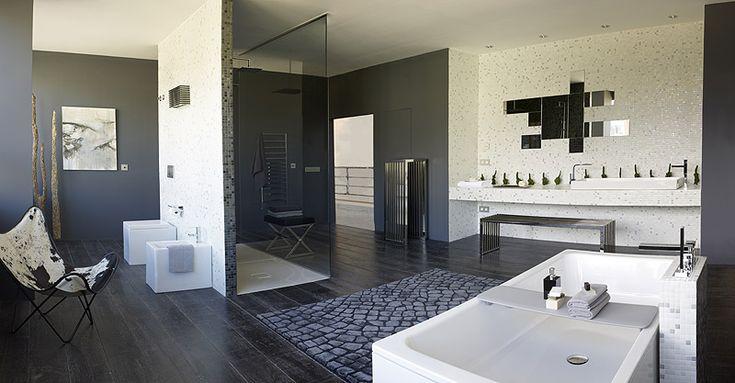 Los espacios más minimalistas de Casa Decor Barcelona - Interiores Minimalistas. Revista online de diseño interior minimalista