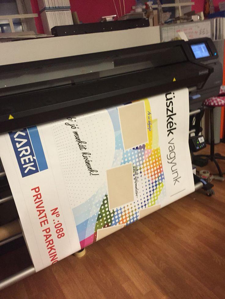 Print, HP latex, big print, banner, sticker, molinó, nyomtatás, nyomda
