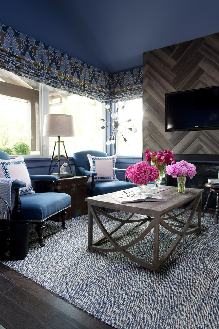 Living Room Pictures From HGTV Urban Oasis 2015