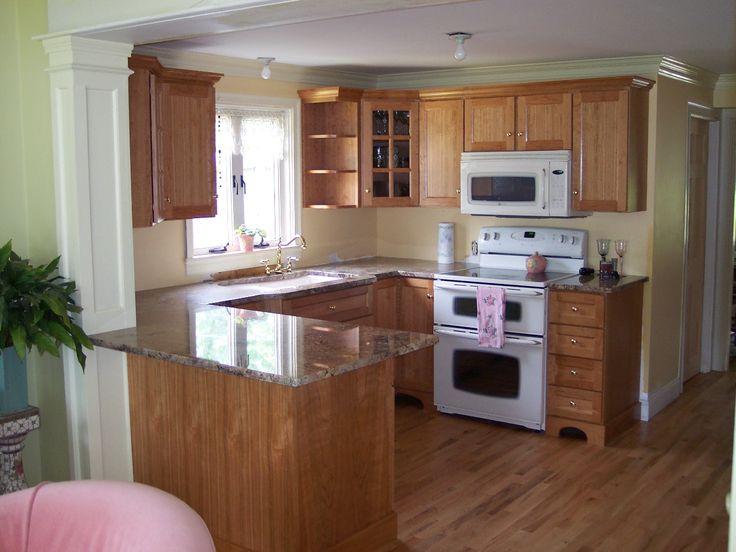 Oak Kitchen Cabinet Glass Doors   Kitchen Cabinet : Glass ...
