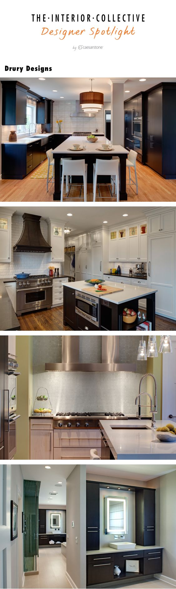 Drury Design Is An Interior Firm Located In Chicago Spearheaded By The Talented