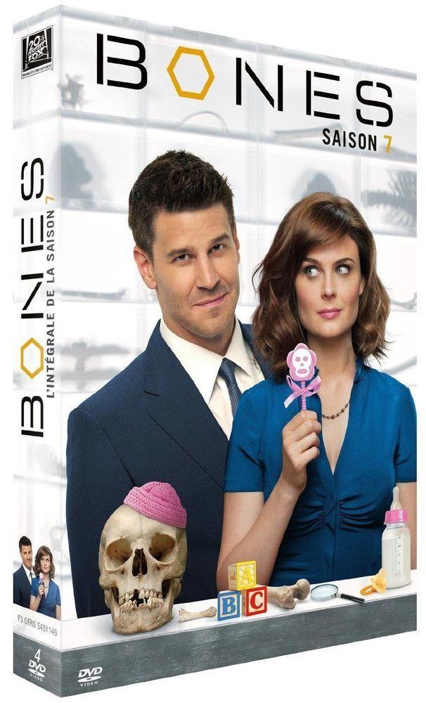 Bones - Saison 7 - DVD