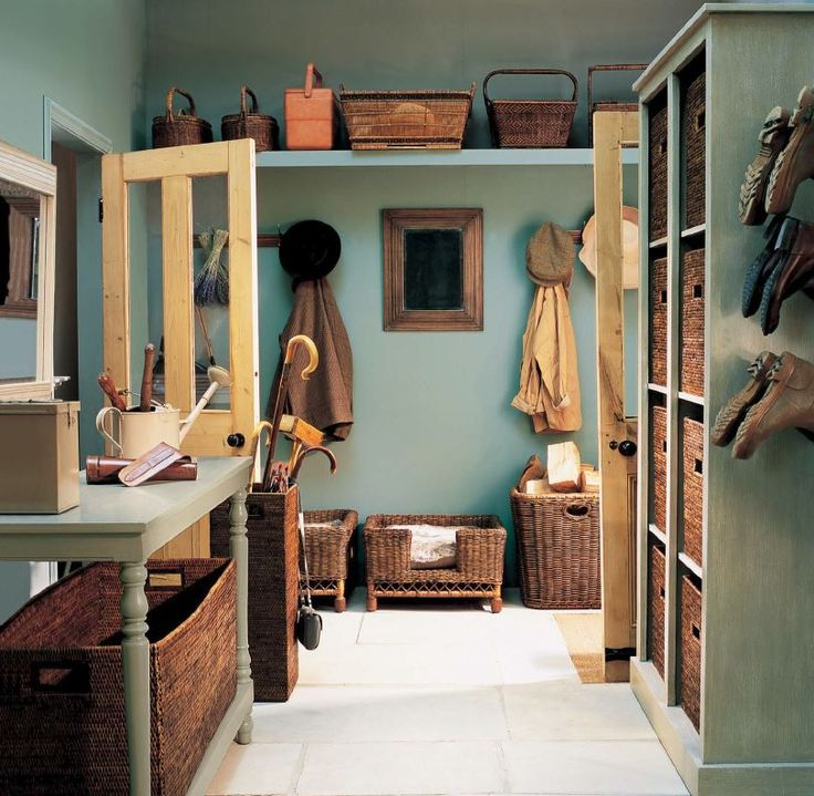 Sage Green Hallway: Sage Green Can Be A Very Welcoming Colour, Especially In A