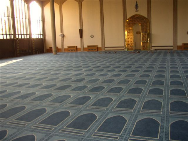 3/11166 installation for Regents Park Mosque.