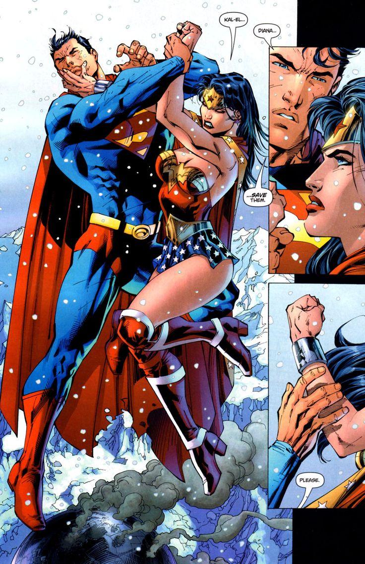 Superman y wonder woman-9066