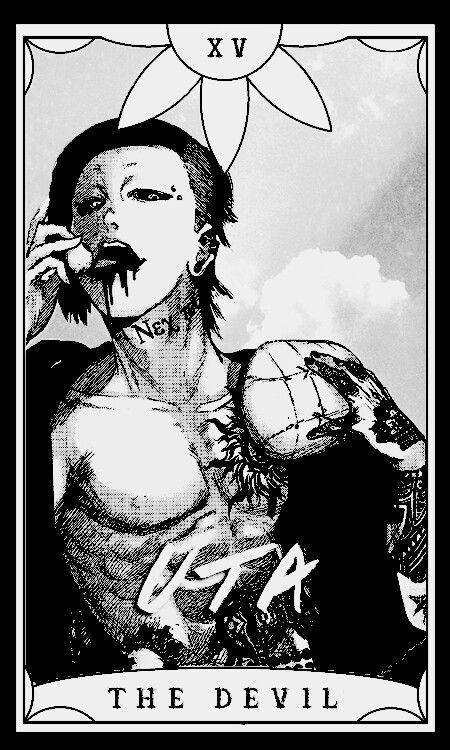 Uta • Tokyo Ghoul