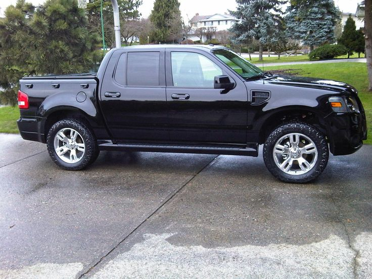 sport trac ford explorer sport and lift kits on pinterest. Cars Review. Best American Auto & Cars Review