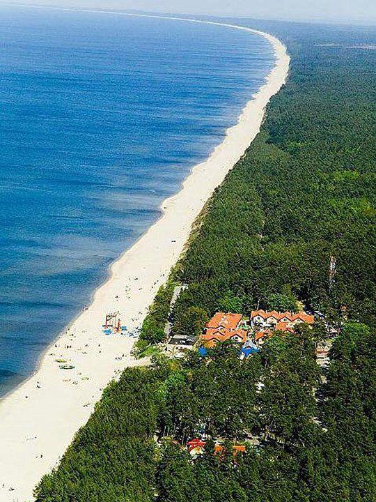 Stegna beach, Gdansk, Poland