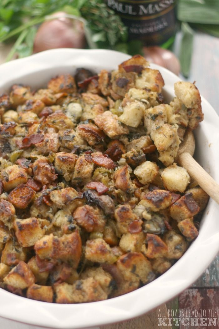 Oyster Stuffing (or Dressing)