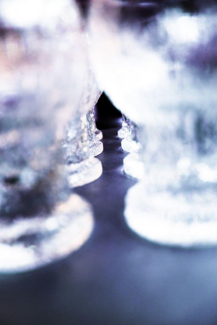 Finnish glass design.