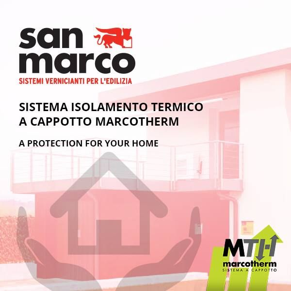 THERMAL INSULATION COATING SYSTEM MARCOTHERM http://www.san-marco.com/eng/prodotti/professional-systems/thermal-insulating-coating-system-marcotherm/