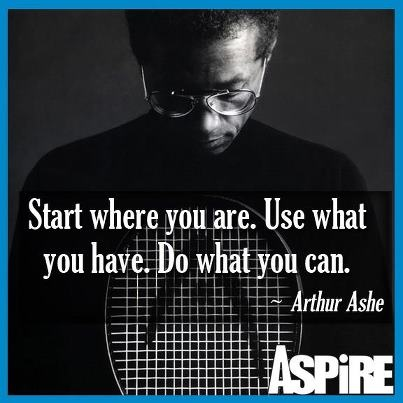 ASPiRE Is Magic Johnsonu0027s New Network, Delivering Enlightening,  Entertaining And Positive Programming To African. Funky QuotesFamous ...