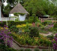 Charming John Blair Garden   Another View; Colonial Williamsburg