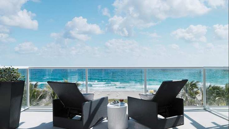 Relax in the warm sunshine and cool ocean breezes at Boca Resort.